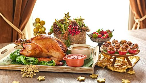 Asian-inspired Flavoured Christmas Turkeys in Singapore for 2019