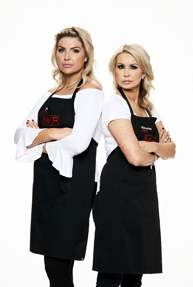 Jess and Emma are still in the running to win the competition, to catch all the drama watch MKR on Sunday 15th April on Seven at 7pm. Source: Seven