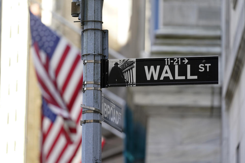 US markets were mixed as investors digested consumer inflation numbers. Photo: Richard Drew/AP