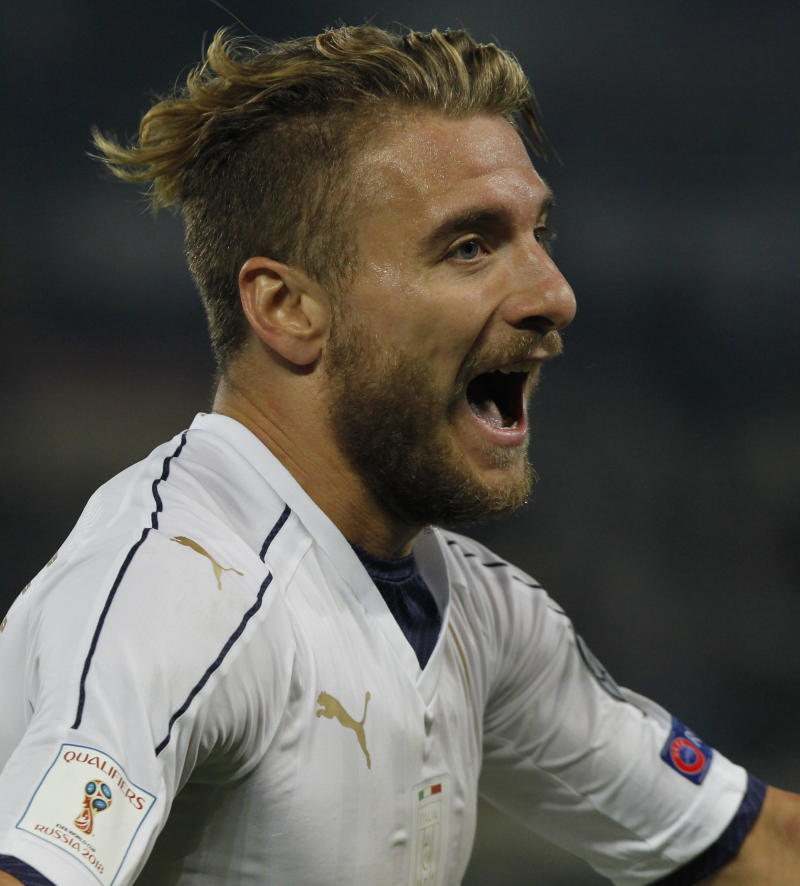 Ciro Immobile snatches late Azzurri win to match Spain
