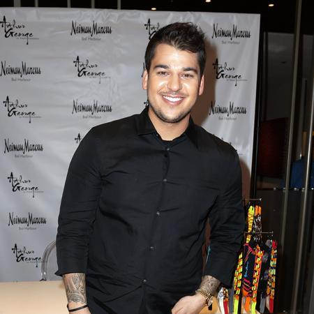 Rob Kardashian 'upset by Chaz Bono joke'