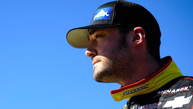 Paul Menard's third place finish at Las Vegas was his highest since at Kansas in 2012