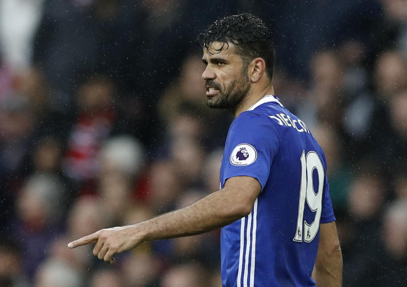 Diego Costa could be sold