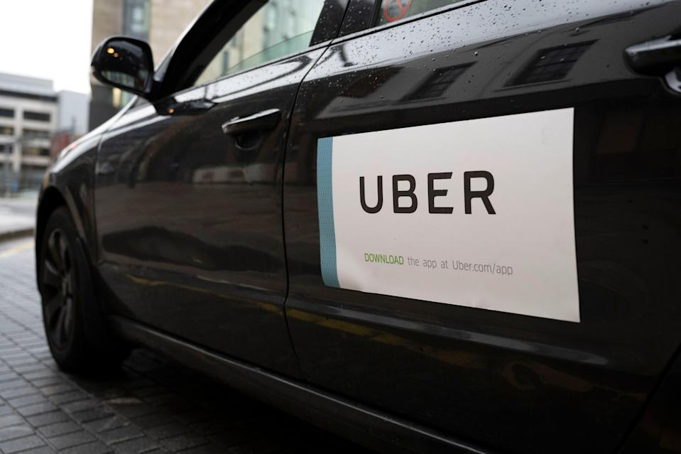 <p>Uber said it will recruit 20,000 more drivers</p> (Getty Images)
