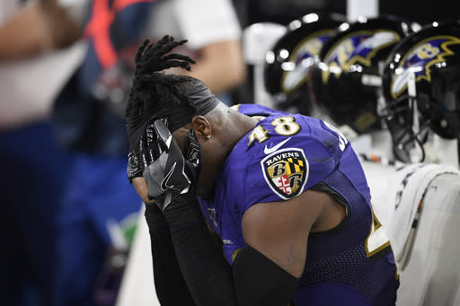 Ravens' memorable 2019 season spoiled by early playoff exit