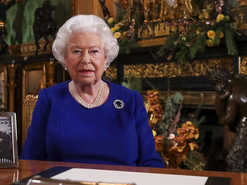 Queen Elizabeths address is the second-most watched broadcast of 2020