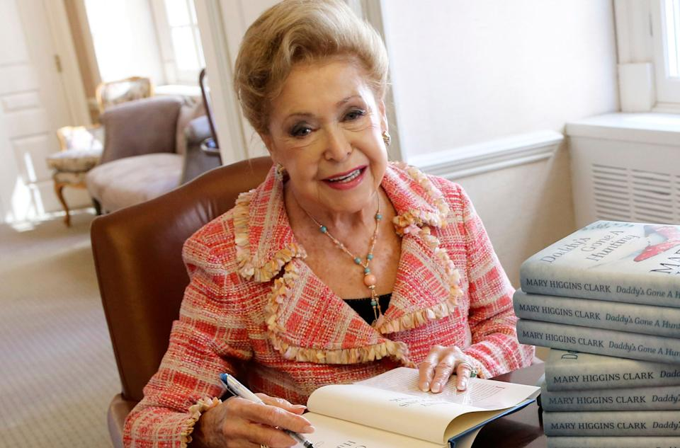 """Mary Higgins Clark, the tireless and long-reigning """"Queen of Suspense"""" whose tales of women beating the odds made her one of the world's most popular writers, died on Jan. 31, 2019 at age 92."""