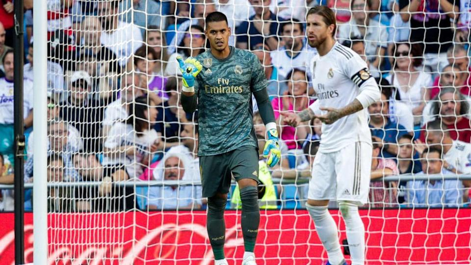 Areola, Sergio Ramos   Soccrates Images/Getty Images