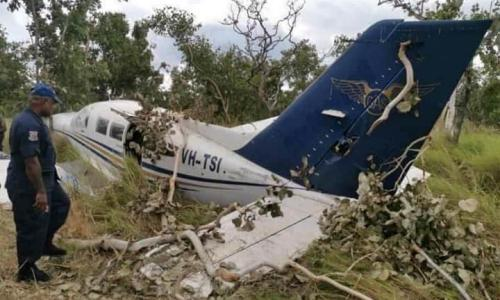 PNG's biggest drug bust: the plane crash, the dead man and the half tonne of cocaine