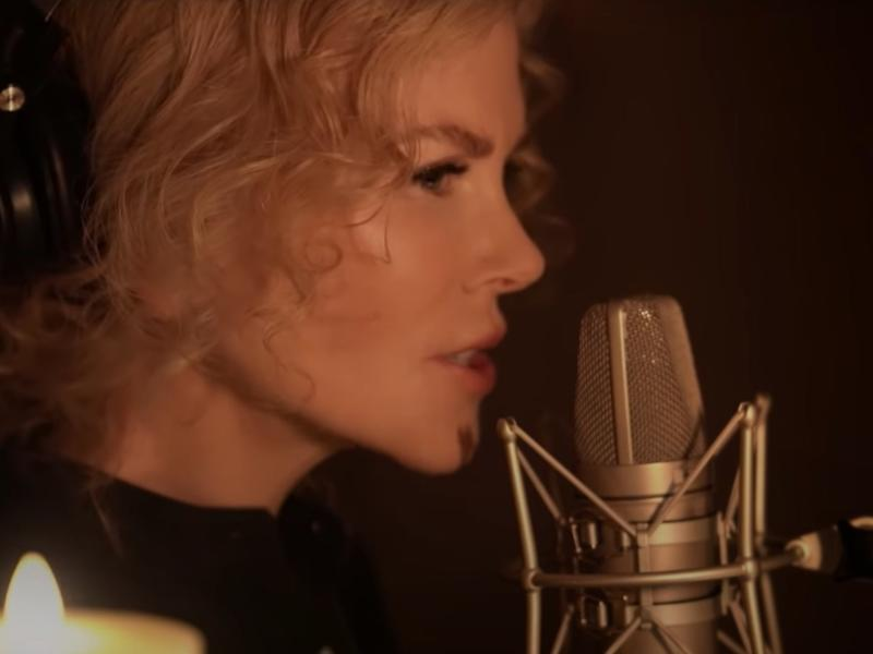 Nicole Kidman explains how her cover of 'Dream a Little Dream of Me' in The Undoing credits came about