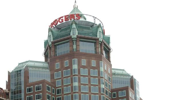 There was something imposing about the Rogers building – even in Mark's eyes.