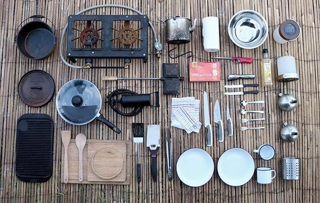 Simple Pleasures takes the hassle out of camping. Source: Simple Pleasures Co.