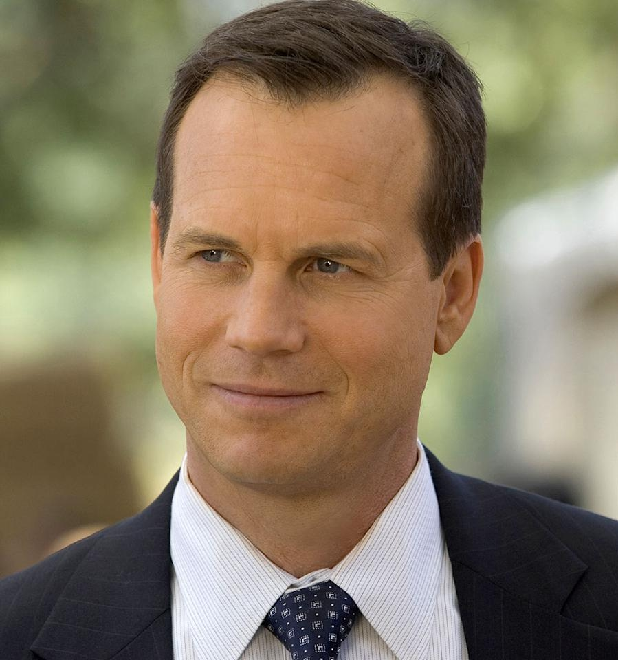 """<a href=""""/bill-paxton/contributor/29851"""">Bill Paxton</a> receives a Best Actor (Drama) Golden Globe nomination for his role as Bill Henrickson on <a href=""""/big-love/show/36538"""">Big Love</a>."""