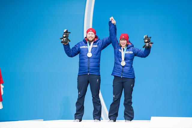 Winter Paralympics: Triple-medal haul beyond the dreams of skiing guide Wild in PyeongChang