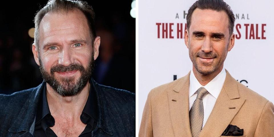 "If you haven't connected the dots (the dots being the last name), British actors <a href=""https://www.huffpost.com/topic/ralph-fiennes"" target=""_blank"" rel=""noopener noreferrer"">Ralph Fiennes</a> (""The English Patient) and <a href=""https://www.huffpost.com/topic/joseph-fiennes"" target=""_blank"" rel=""noopener noreferrer"">Joseph Fiennes</a> (""The Handmaid's Tale"") are brothers."