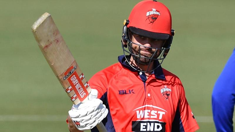 Despite 127 by Callum Ferguson, South Australia have lost their Western Australia one-day cup match