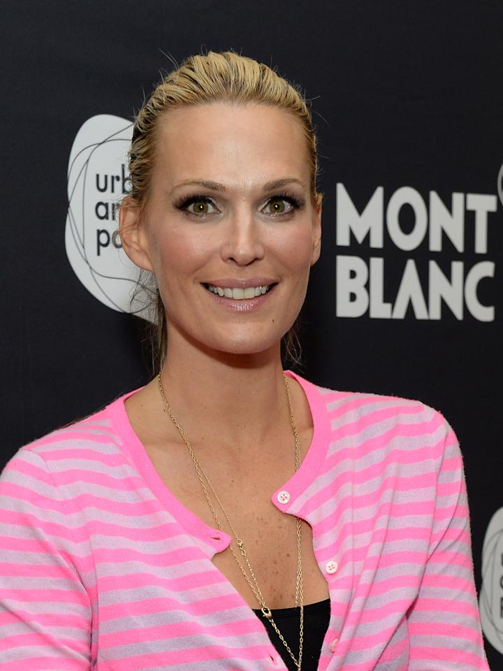 SANTA MONICA, CA - JUNE 22: Molly Sims attends the after party for the 3rd Annual 24 Hour Plays in Los Angeles presented by Montblanc held at The Shore Hotel on June 22, 2013 in Santa Monica, California. (Photo by Michael Kovac/Getty Images for Montblanc)