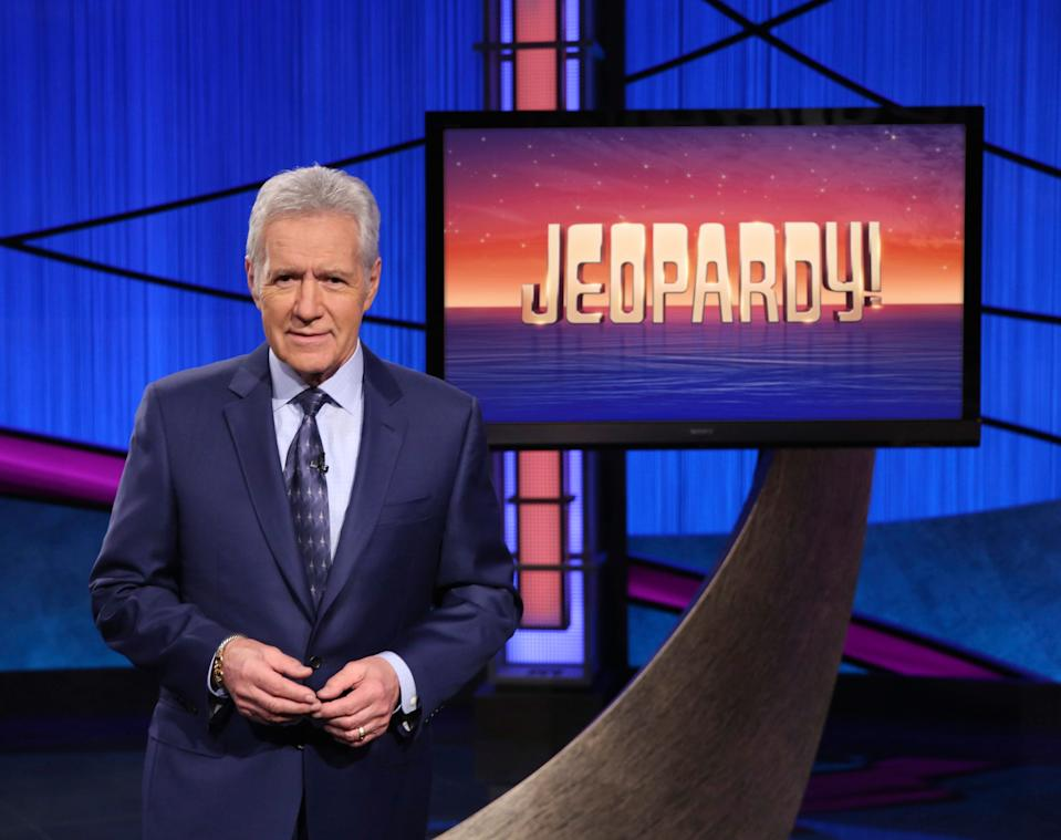 Alex Trebek, who hosted 'Jeopardy!' ever since its syndicated revival in 1984, died in November after a long battle with pancreatic cancer.