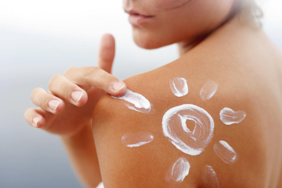 There are lots of effect natural remedies for sunburn. [Photo: Getty]