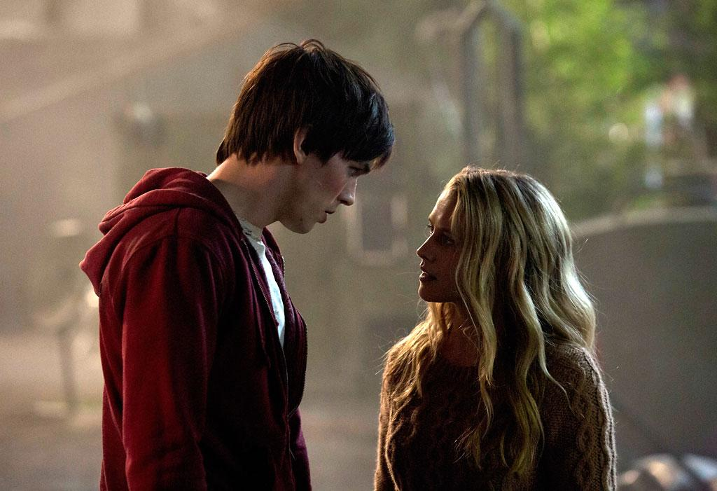 Nicholas Hoult and Teresa Palmer in Summit Entertainment's 'Warm Bodies' - 2013