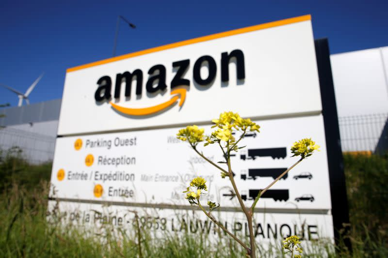 France deals blow to Amazon as warehouses remain shut