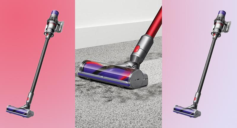 The Dyson Cyclone V10 is a force of nature. (Photo: Amazon)