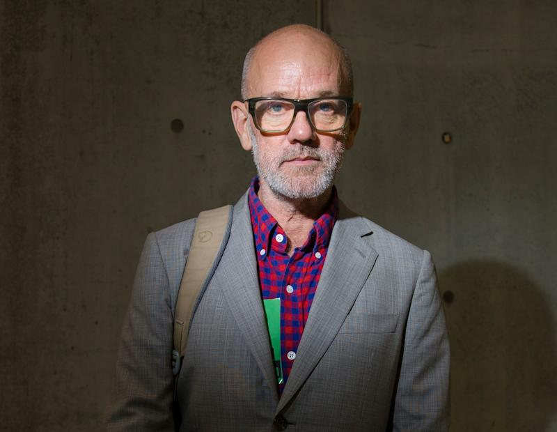 """R.E.M. singer Michael Stipe has a new photography book, """"Our Interference Times: a visual record."""""""