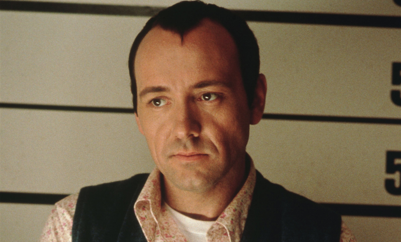 Kevin Spacey in 'The Usual Suspects' (Gramercy)