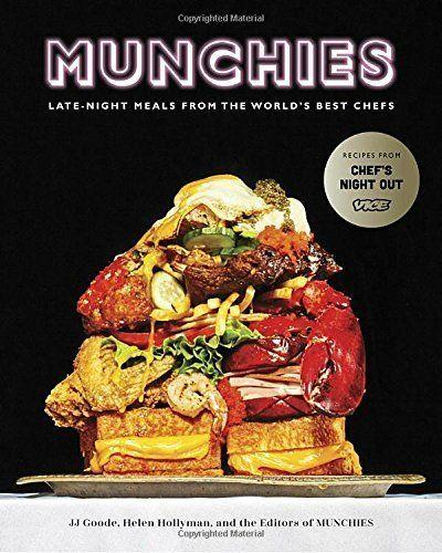 "<a href=""https://www.amazon.com/MUNCHIES-Late-Night-Meals-Worlds-Chefs/dp/0399580085"" target=""_blank"">Buy it here</a> for $18."