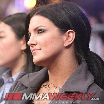Ronda Rousey thinks Gina Carano would be her hardest fight. (MMA Weekly)