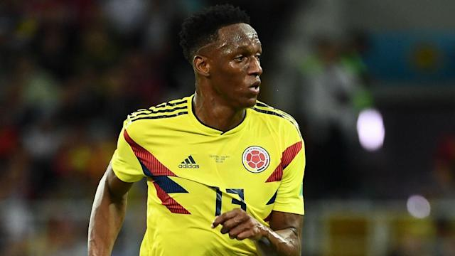 The Colombia international could be set for a transfer to the Premier League just six months after moving to Spain