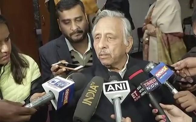 <p>Congress today evening suspended Aiyar from the primary membership of the party.</p>
