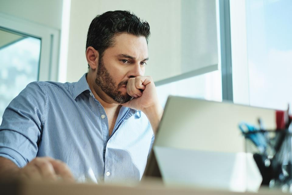 Your data can find its way into the hands of cybercriminals. (Photo: Getty)