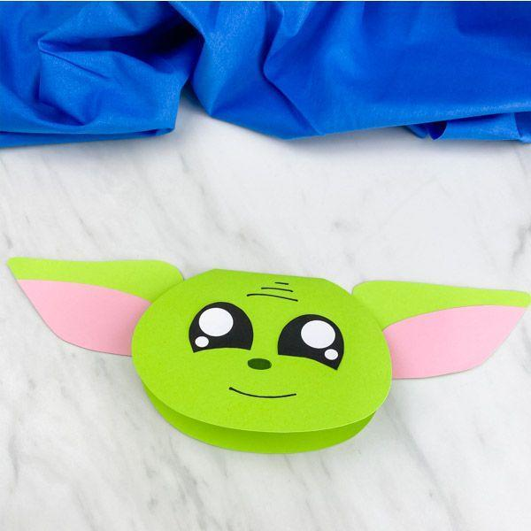 """<p>Dad is wise like Yoda. Your kids are cute like Grogu. It just makes sense that they'd give him a card that says, """"Yoda best.""""</p><p><a href=""""https://www.simpleeverydaymom.com/star-wars-yoda-card-craft/"""" rel=""""nofollow noopener"""" target=""""_blank"""" data-ylk=""""slk:Get the tutorial at Simple Everyday Mom »"""" class=""""link rapid-noclick-resp""""><em>Get the tutorial at Simple Everyday Mom »</em></a></p>"""