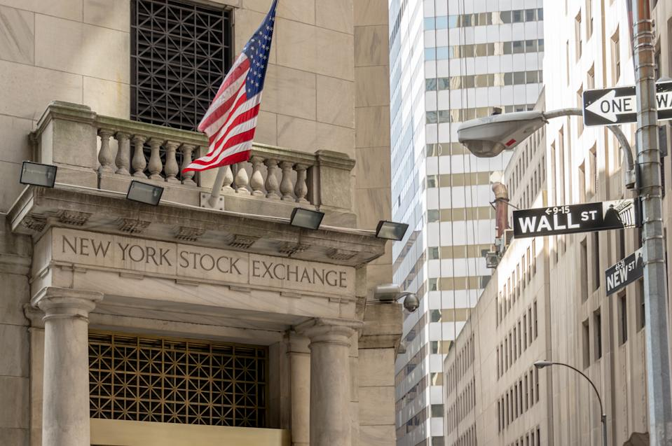 Stock term: An exchange is a place where stocks are traded, such as the New York Stock Exchange, the American Stock Exchange, and many other regional and specialty exchanges. (Photo: Getty Creative)