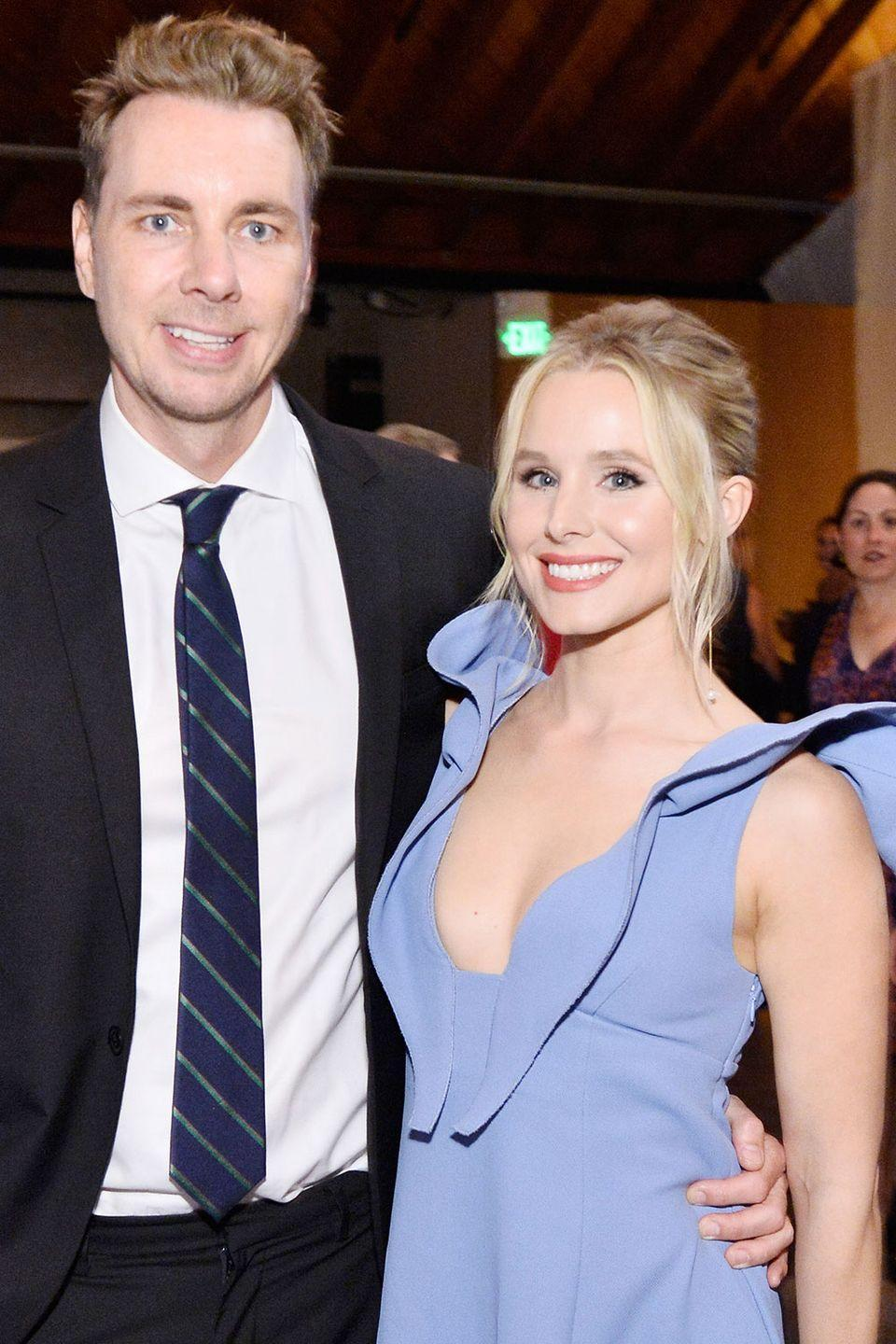 <p>They're a funny pair, and not just because they have similar facial features. Their chemistry is as undeniable as their resemblance. </p>