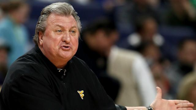 Bob Huggins is not a fan of the NCAA considering quarters instead of halves.