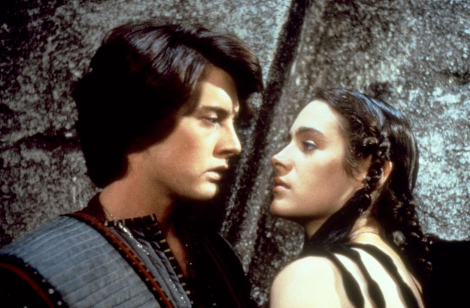 Kyle MacLachlan and Sean Young in David Lynch's 'Dune.' The actress hoped to have a role in the upcoming remake (Photo: Universal/courtesy Everett Collection)