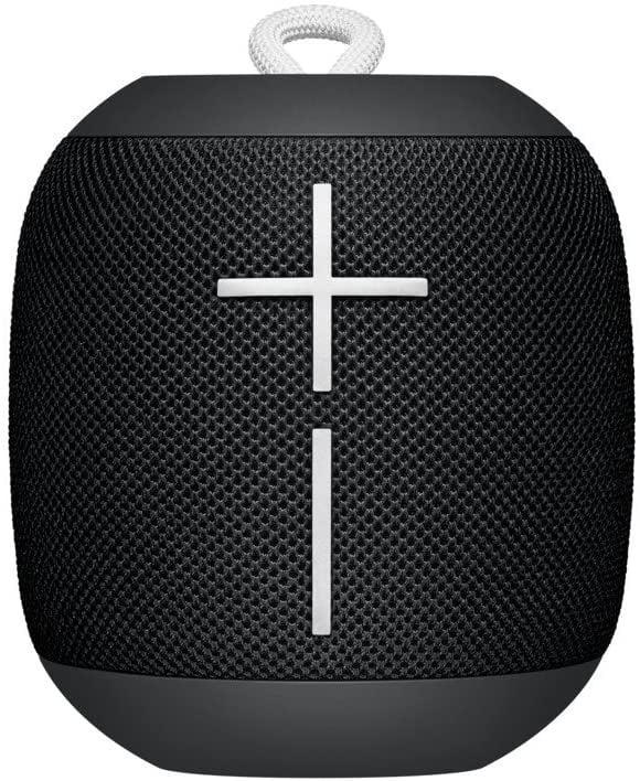 <p>Compatible with any Bluetooth device - and it floats in water! - this <span>Ultimate Ears Wonderboom Portable Waterproof Bluetooth Speaker</span> ($69) wireless speaker is a great gift for a music-lover. </p>