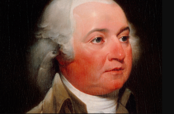 An image of John Adams. Source: Wikimedia Commons