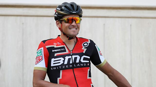Greg Van Avermaet claimed the first Monument victory of his career with a late sprint in Sunday's Paris-Roubaix.