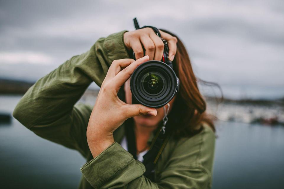 "<p>Grab a DSLR and learn the basics of how to use it from filmmaker and Youtuber Jordy Vandeput. Get to grips with how to use the camera in manual mode, visual storytelling, composition, motion and lighting. You will need a DSLR or SLR camera for this one. </p><p>Course: 24 lectures</p><p>Price: £13.99 </p><p><a class=""link rapid-noclick-resp"" href=""https://go.redirectingat.com?id=127X1599956&url=https%3A%2F%2Fwww.udemy.com%2Fcourse%2Fdslr-filmmaking-beginner-pro%2F&sref=https%3A%2F%2Fwww.elle.com%2Fuk%2Flife-and-culture%2Fculture%2Fg32447368%2Fonline-photography-courses%2F"" rel=""nofollow noopener"" target=""_blank"" data-ylk=""slk:SHOP NOW"">SHOP NOW</a> </p>"