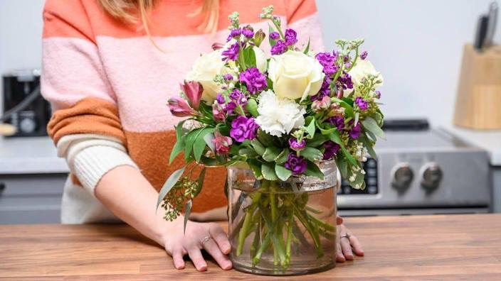Pre-order the perfect bouquet this Valentine's Day to save big.
