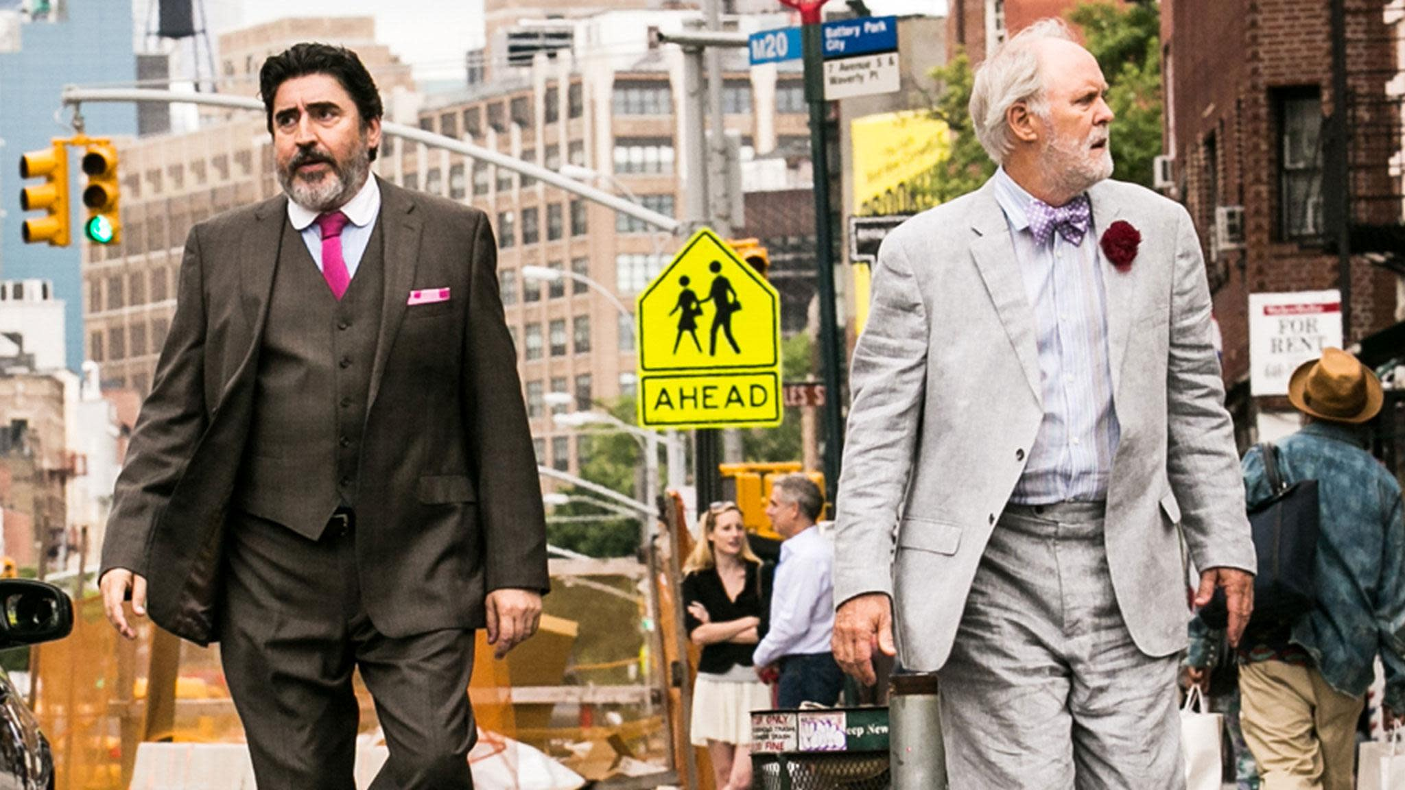 Alfred Molina and John Lithgow in 'Love Is Strange'