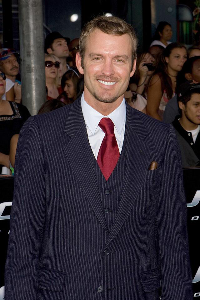 "<a href=""http://movies.yahoo.com/movie/contributor/1809732408"">Gunner Wright</a> at the Los Angeles premiere of <a href=""http://movies.yahoo.com/movie/1809993532/info"">G.I. Joe: The Rise of Cobra</a> - 08/06/2009"