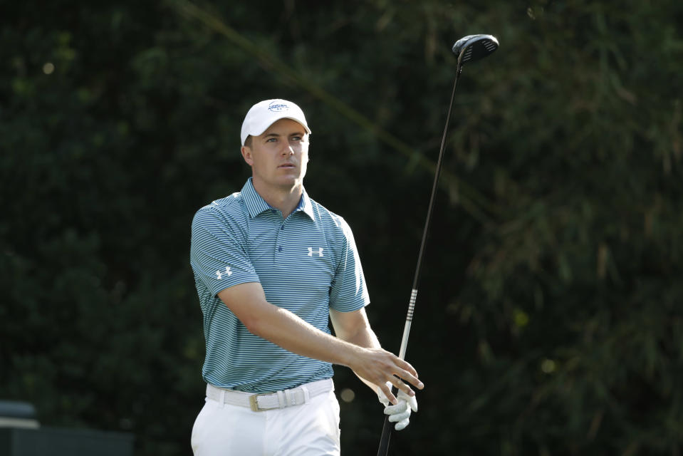 Jordan Spieth won't be stuck with an 18-hole playoff to win the U.S. Open. (AP)