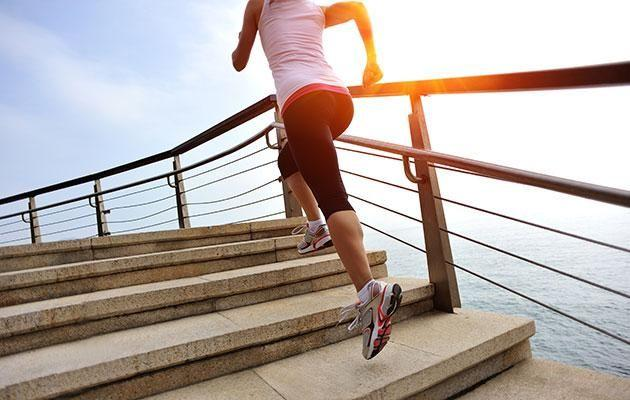 The best time to exercise is 7am. Photo: Getty