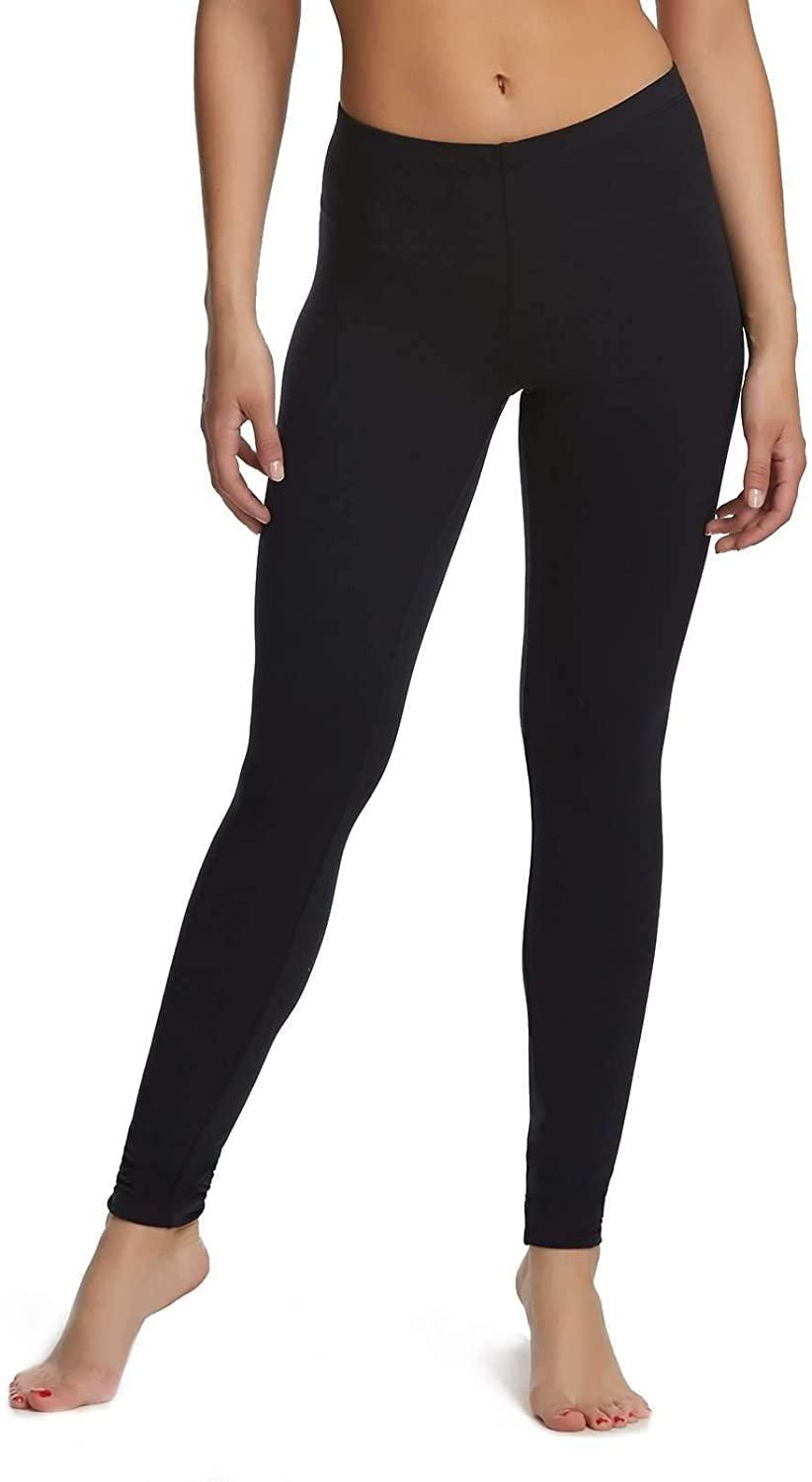 """<h3>Felina Super Soft Lightweight Legging<br></h3><br>We're diehard review-watchers, and when we saw this lightweight pair's rating — 4.6 out of 5 stars and over 2,300 reviews — we immediately began to comb them. """"These leggings are thin, but not see-through. They are form-fitting but breathable,"""" explained one fan. """"They are lightweight, but thick enough not to easily run or tear,"""" attested another. Sounds like they check every box. At about $30 for two pairs, we're sold.<br><br><br><br><strong>Felina</strong> Lightweight Legging (Set of 2), $, available at <a href=""""https://go.skimresources.com/?id=30283X879131&url="""" rel=""""nofollow noopener"""" target=""""_blank"""" data-ylk=""""slk:Amazon"""" class=""""link rapid-noclick-resp"""">Amazon</a>"""