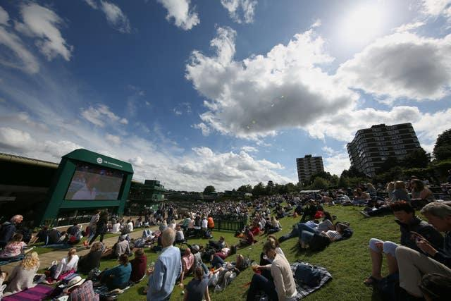 Wimbledon 2016 – Day Five – The All England Lawn Tennis and Croquet Club