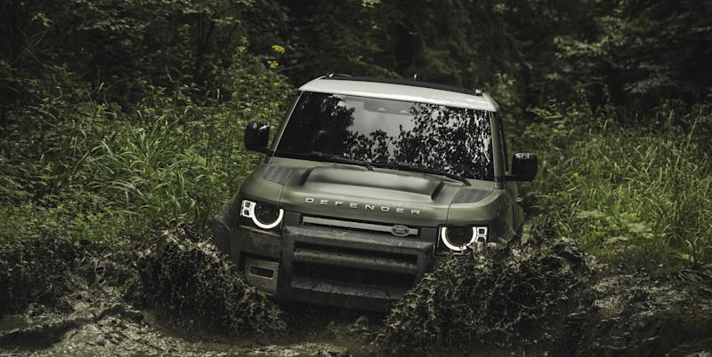 Photo credit: Land Rover